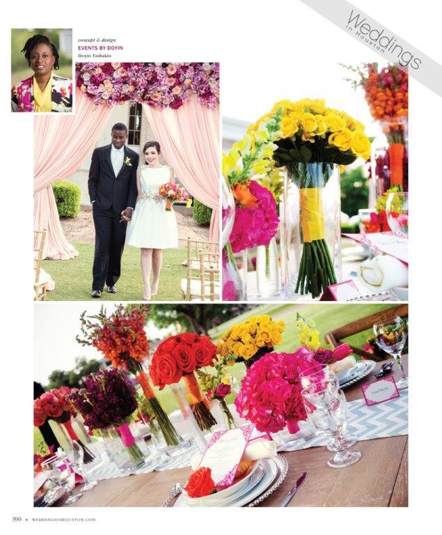 Weddings in Houston Feature