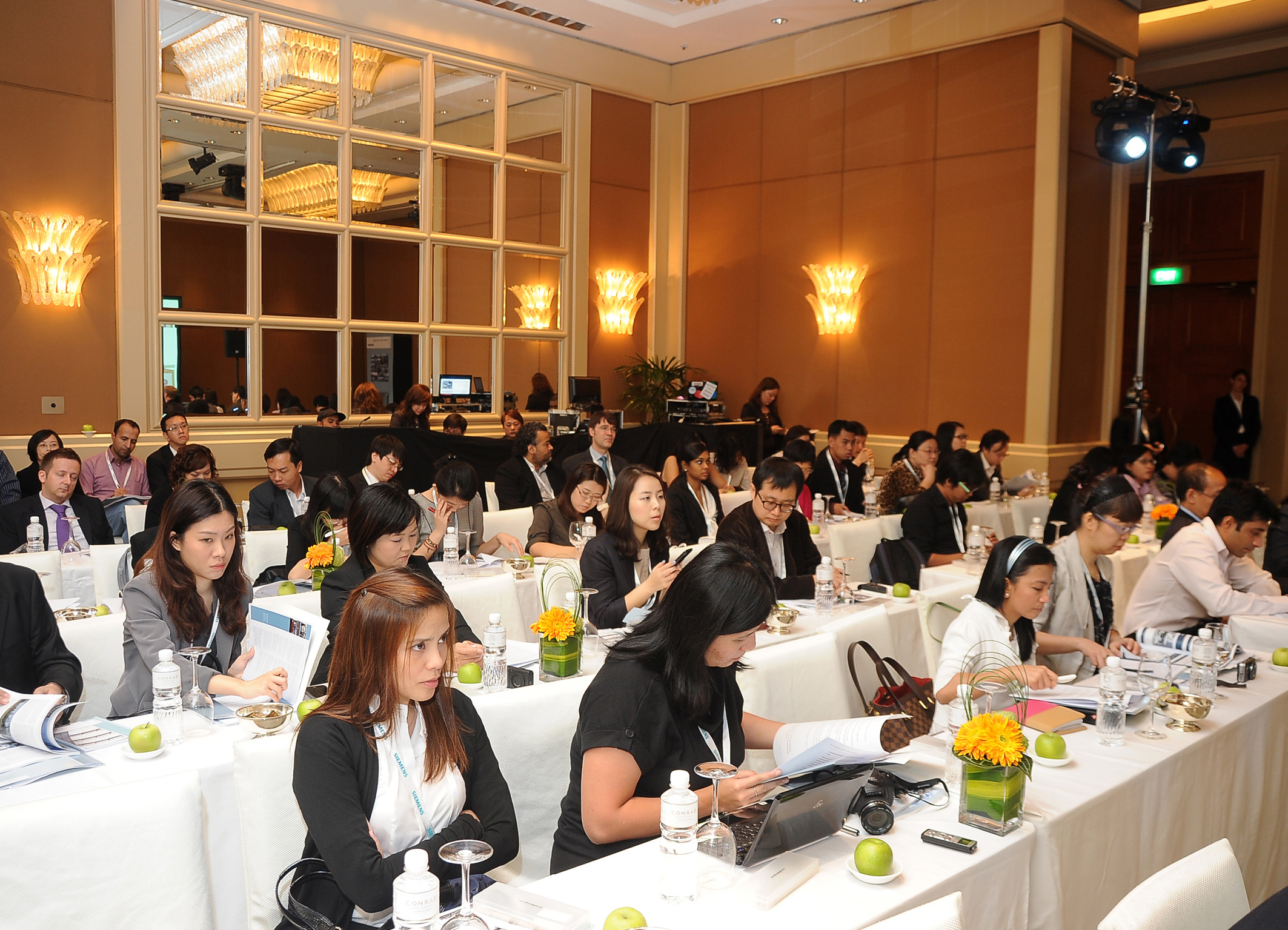 Press conference: Asian Green City Index