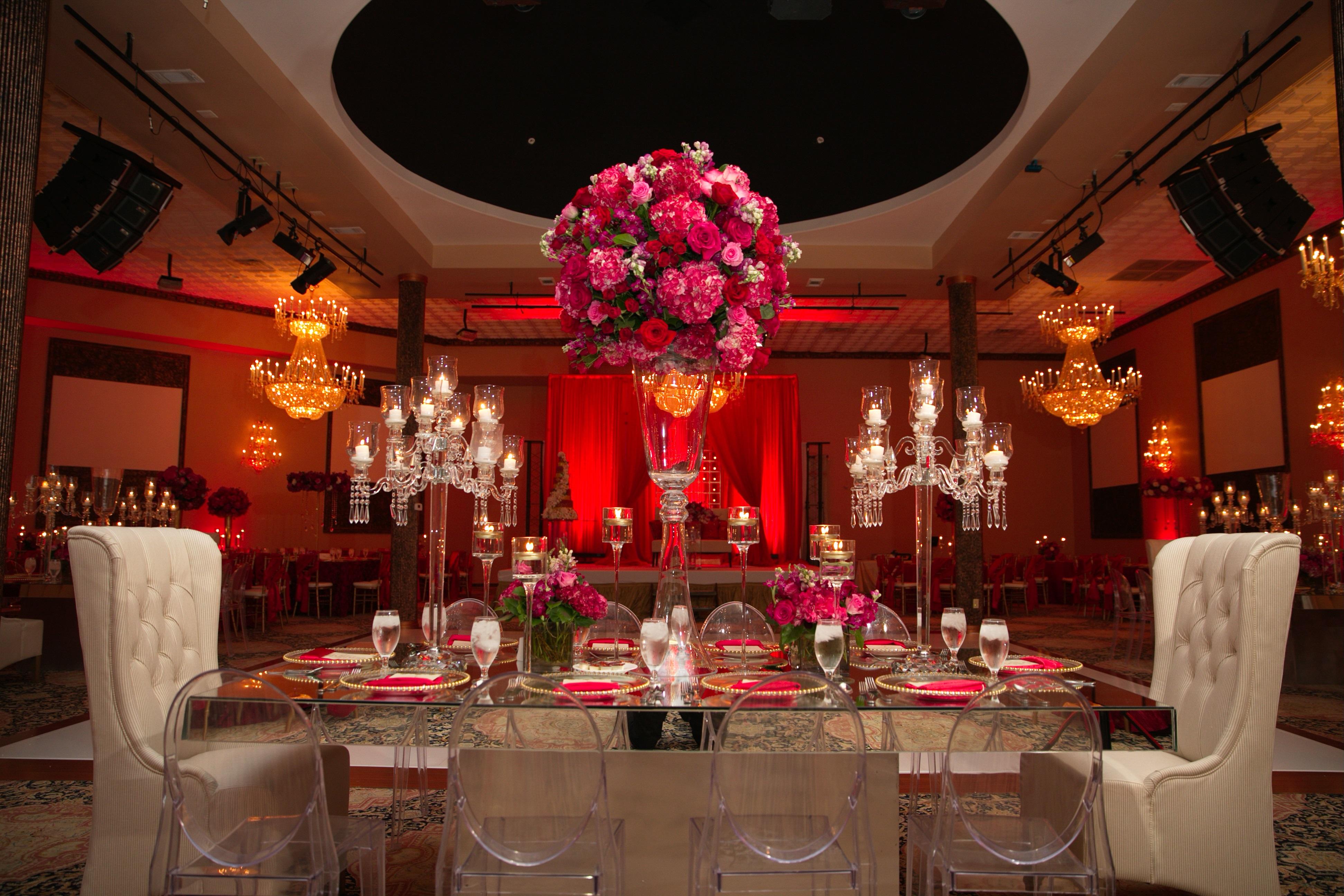 Houston Theme Wedding